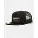 ADIDAS Originals Patch Black Mens Trucker Hat