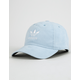 ADIDAS Originals Relaxed Plus Light Blue Womens Strapback Hat