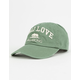 BILLABONG Surf Club Cap Olive Womens Dad Hat