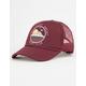 O'NEILL Sea Vibes Burgundy Womens Trucker Hat