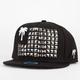 BLVD Studded Mens Snapback Hat