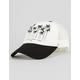 BILLABONG Aloha Forever Black & White Womens Trucker Hat