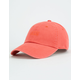 VANS Court Side Spiced Coral Womens Dad Hat