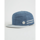HURLEY Work Pin Mens Snapback Hat