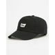 BRIXTON Stith Black Mens Strapback Hat