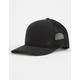 HURLEY Milner Black Mens Trucker Hat