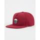 HURLEY Circular Mens Snapback Hat