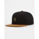 HUF Metal H Mens Strapback Hat