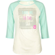 ROXY Scenic Girls Baseball Tee