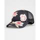 BILLABONG Heritage Mashup Black Womens Trucker Hat