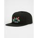 RVCA Parrots Unstructured Mens Snapback Hat