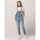 RSQ Ripped Womens Denim Overalls