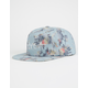 RVCA Bora Unstructured Mens Strapback Hat