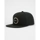 RVCA Radius Mens Snapback Hat
