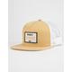 RVCA Billboard Yellow Mens Trucker Hat