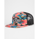 VANS Classic Patch Dystopia Floral Mens Trucker Hat