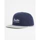 BRIXTON Jolt Navy & Grey Mens Snapback Hat