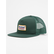 BRIXTON Palmer Green Mens Trucker Hat