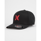 HURLEY One And Only Black & Red Mens Hat