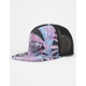 HURLEY Koko Black Mens Trucker Hat