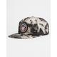 HUF WC Federation Mens Strapback Hat