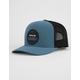 HURLEY Swell Blue Mens Trucker Hat