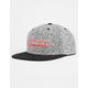 PRIMITIVE Channel Zero Mens Snapback Hat