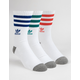 ADIDAS Originals 3 Pack Roller Mens Crew Socks