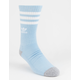 ADIDAS Originals Roller Clear Sky & White Mens Crew Socks