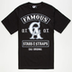 FAMOUS Stars & Straps Threaded Mens T-Shirt