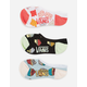 VANS Snack Attack Womens Canoodle Socks