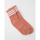 ADIDAS Originals Mesh Stripe Pink Womens Socks