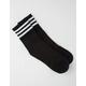 ADIDAS Originals Mesh Stripe Black Womens Socks