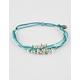 PURA VIDA Platinum Bracelet