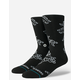 STANCE Block The Haters Mens Socks