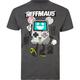 NEFF Deadmau5 World Champ Mens T-Shirt