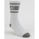 DGK Avenue Light Grey Mens Socks