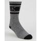 DGK Avenue Black Mens Socks