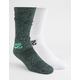 NIKE SB 3 Pack Dry Crew Mens Socks