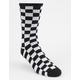 VANS Checkerboard II Mens Crew Socks
