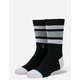 STANCE Boyd 4 Black Boys Socks