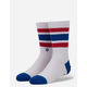 STANCE Boyd 4 White Boys Socks