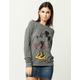 DISNEY Shy Minnie Womens Sweatshirt