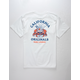 CALIFORNIA ORIGINALS Surf Lounge Mens T-Shirt