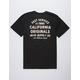 CALIFORNIA ORIGINALS Fast Service Mens T-Shirt
