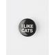 I Like Cats Pin