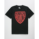 DEFEND BROOKLYN Shield Mens T-Shirt