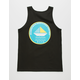 DIAMOND SUPPLY CO. Boats And Bolts Mens Tank Top