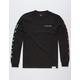 DIAMOND SUPPLY CO. Futura Black Mens T-Shirt