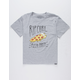 RIP CURL Pizza Party Boys T-Shirt